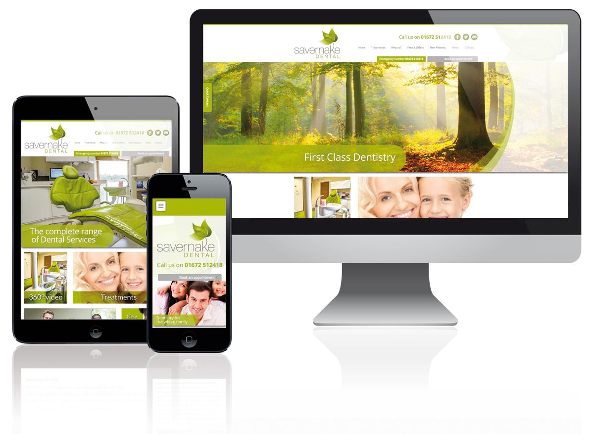 savenake-dental-website