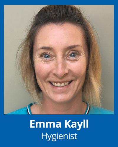 Emma Kayll Hygienist