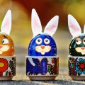 easter bunnys